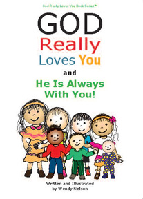 God Really Loves You and He Is Always With You!